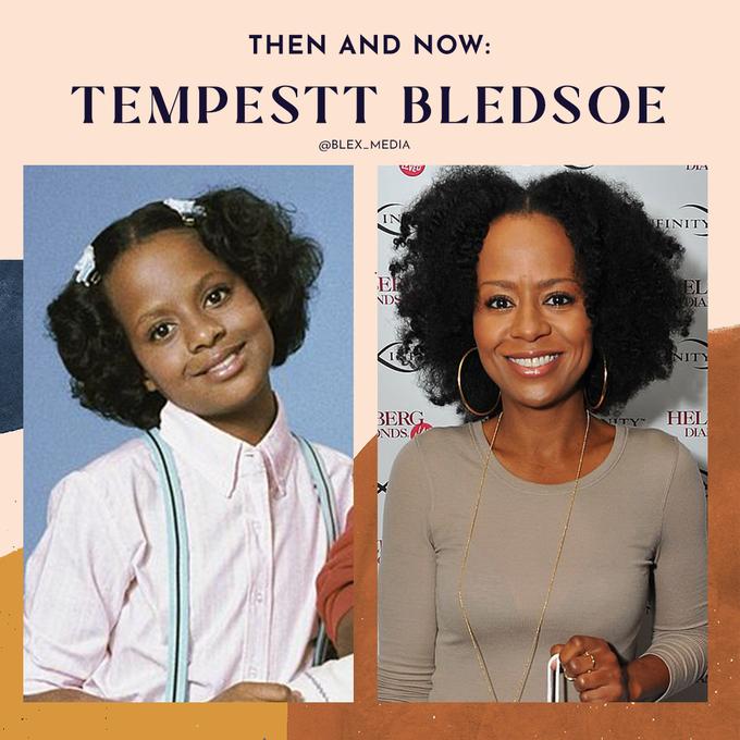 Happy Birthday, Tempestt Bledsoe! She has aged so beautifully!