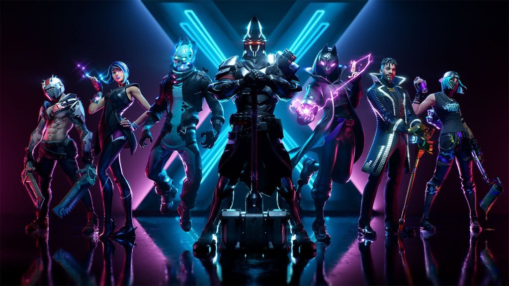 It's been 1 year since Fortnite Season X lunched. Mechs were added. Rift zones. Gold Tac SMG. Tilted Town. Man I can't believe it's been a whole year. #Fortnite #FortniteSeasonX #FortniteSeason3pic.twitter.com/x0BLLFDpvw