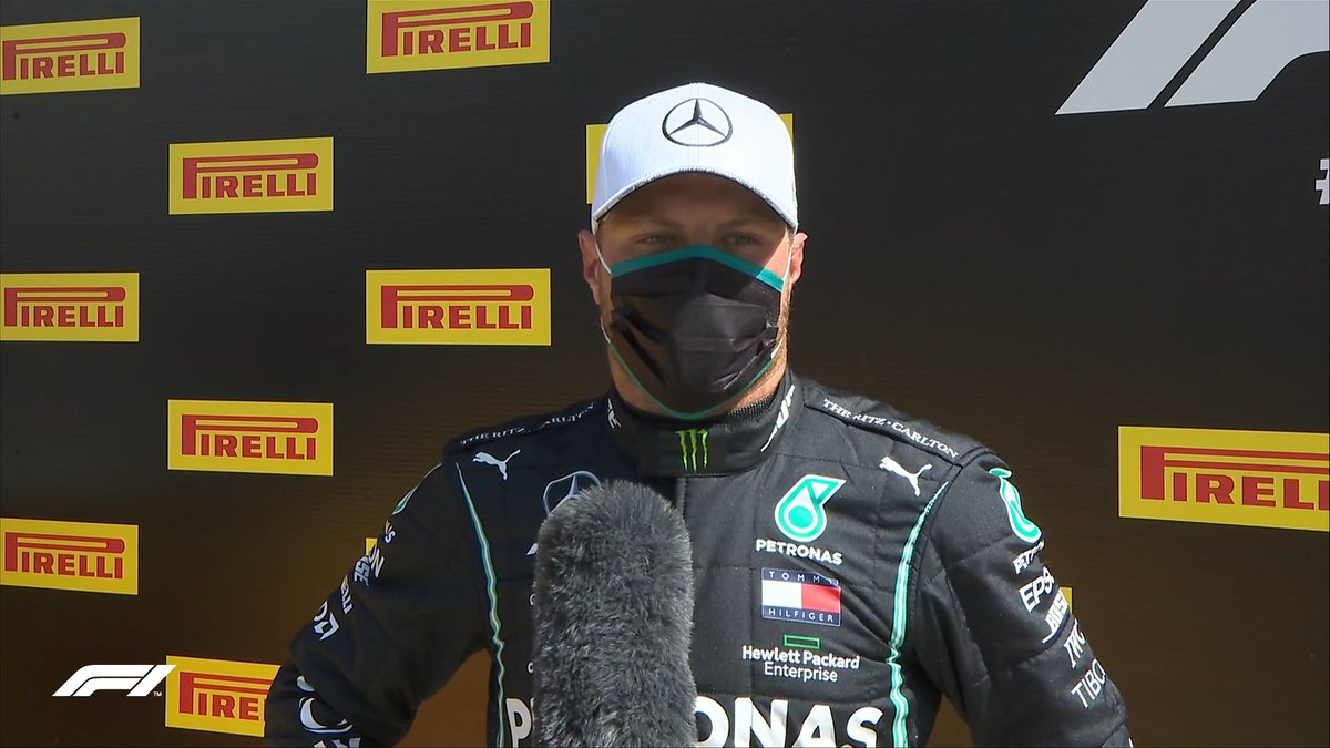 "BOTTAS: ""It was a pretty good qualifying until Q3, when I started to drift a bit with the rear end.   ""Lewis found a bit more than me and he deserved the pole. He managed to win from P2 last year, so hopefully I will get opportunities tomorrow""  #BritishGP 🇬🇧 #F1 https://t.co/xuXeEC1JDv"