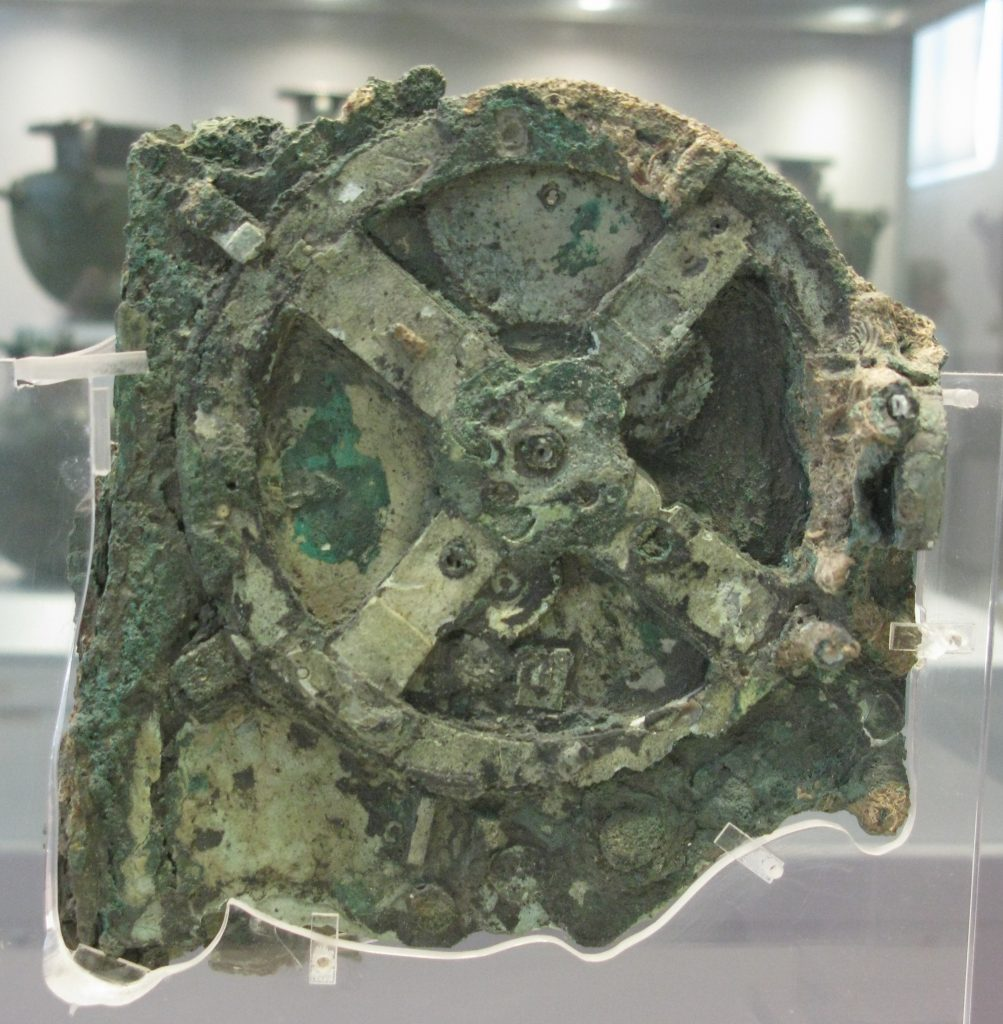@NatGeo it wasn't first robot!... before was The Antikythera Mechanism that could be part of a larger device ... maybe a robot https://t.co/4hBEKl9adB