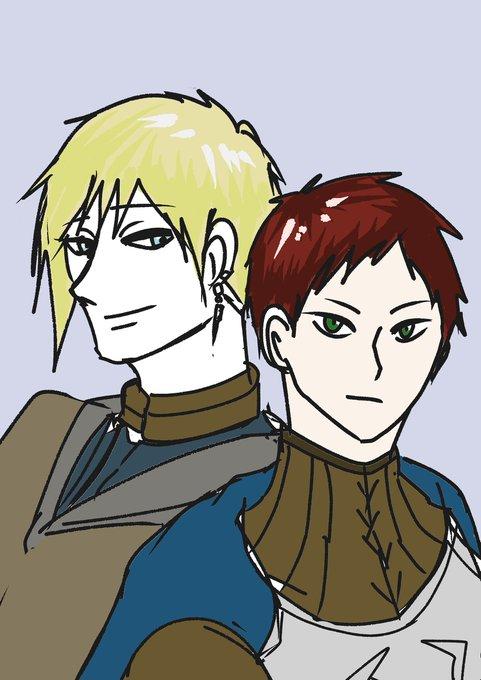 ネタバレ 皇帝と女騎士