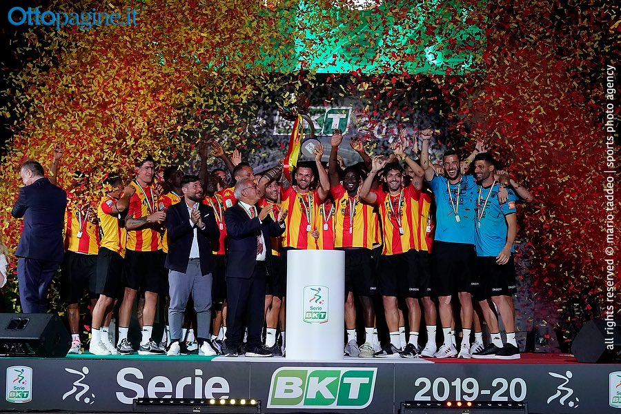 Ghanaian duo Basit and Gyamfi gain Serie A promotion with Benevento Calcio - https://t.co/YhVw0Ofv8w https://t.co/zkAfD1zWsT
