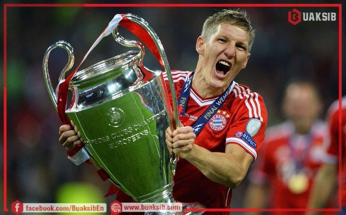 Happy 36th Birthday to Bastian Schweinsteiger