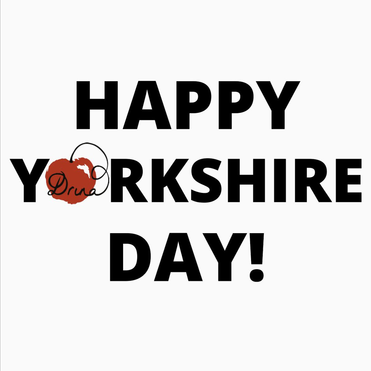 Have a great day fellow northerners! #yorkshire #yorkshireday #doncaster #doncasterisgreat #yorkshire_lovers #yorkshirelife