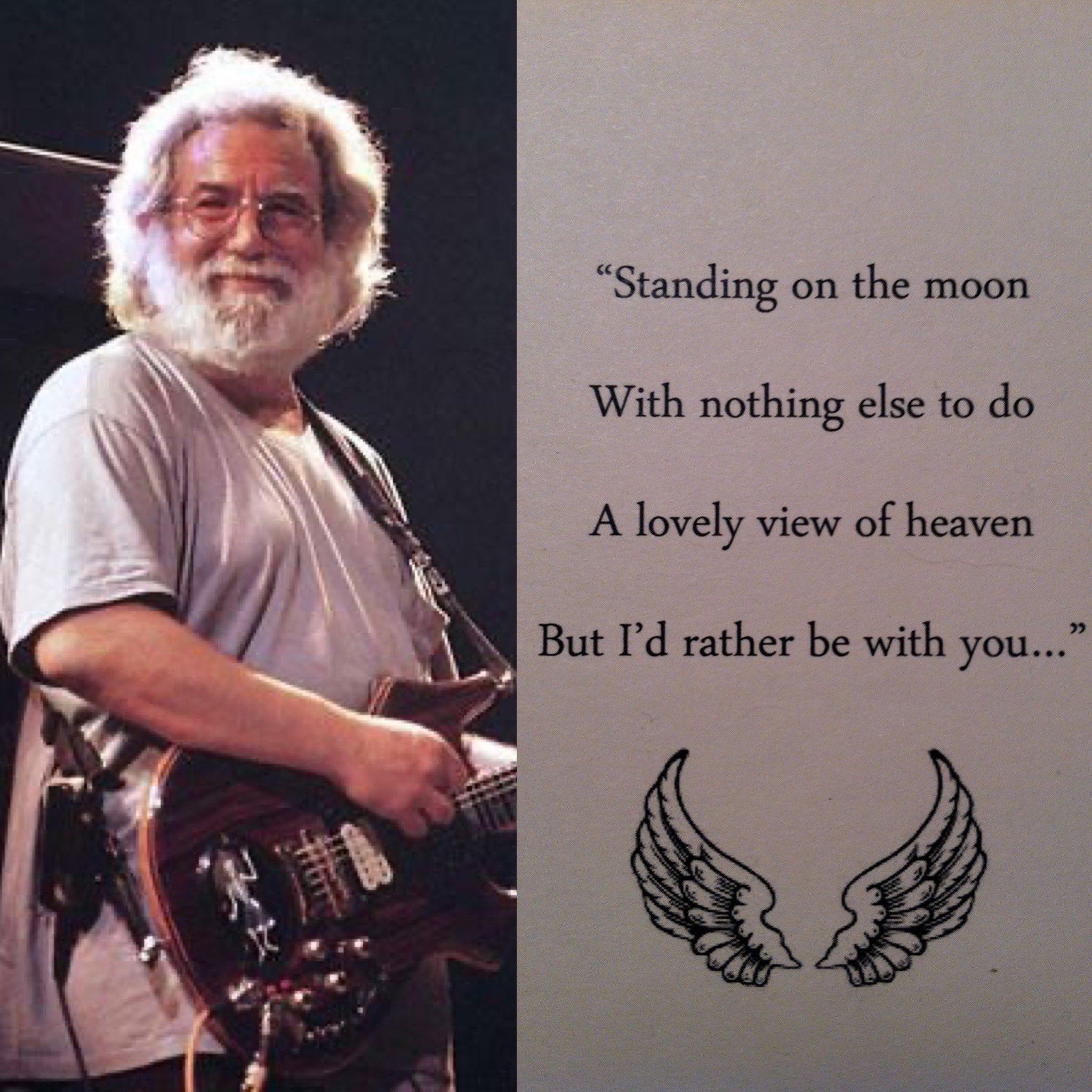 Happy Birthday Jerry Garcia!!