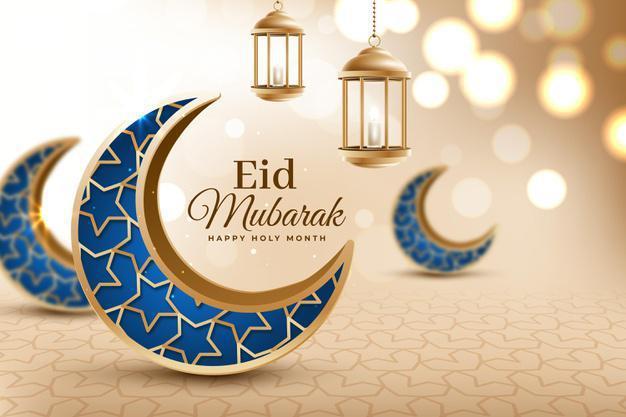 Warm wishes on the occasion of Eid-al-Adha. ईद मुबारक! #EidMubarak