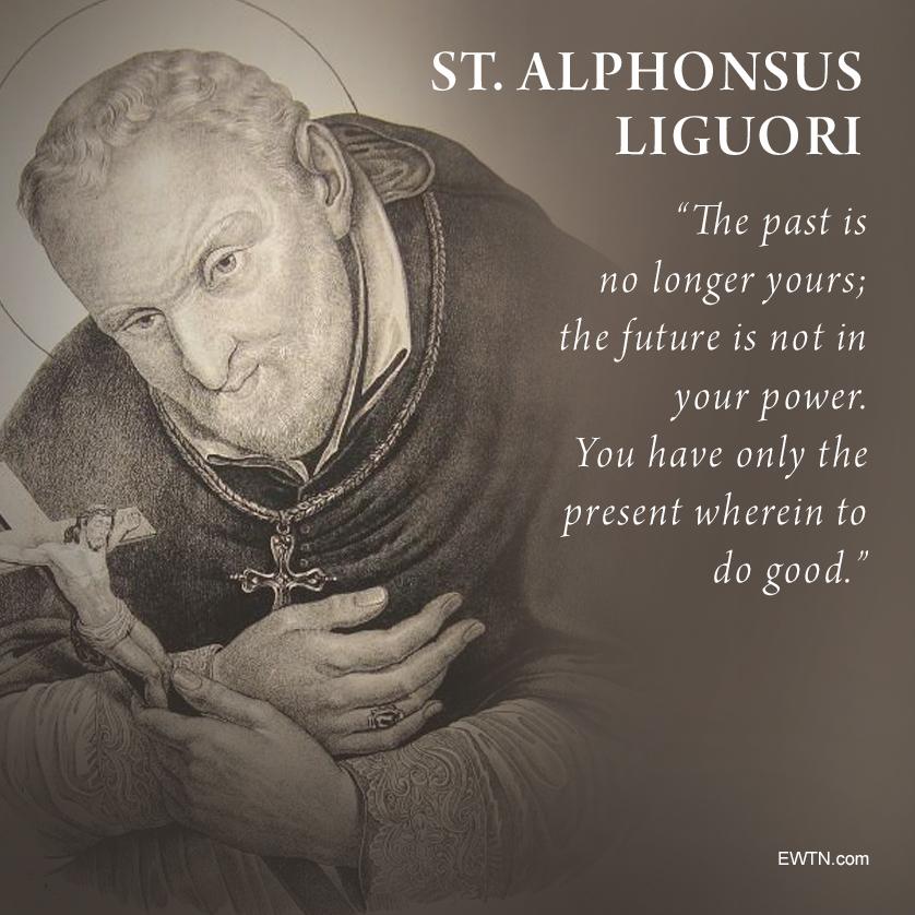 @EWTN's photo on st. alphonsus liguori