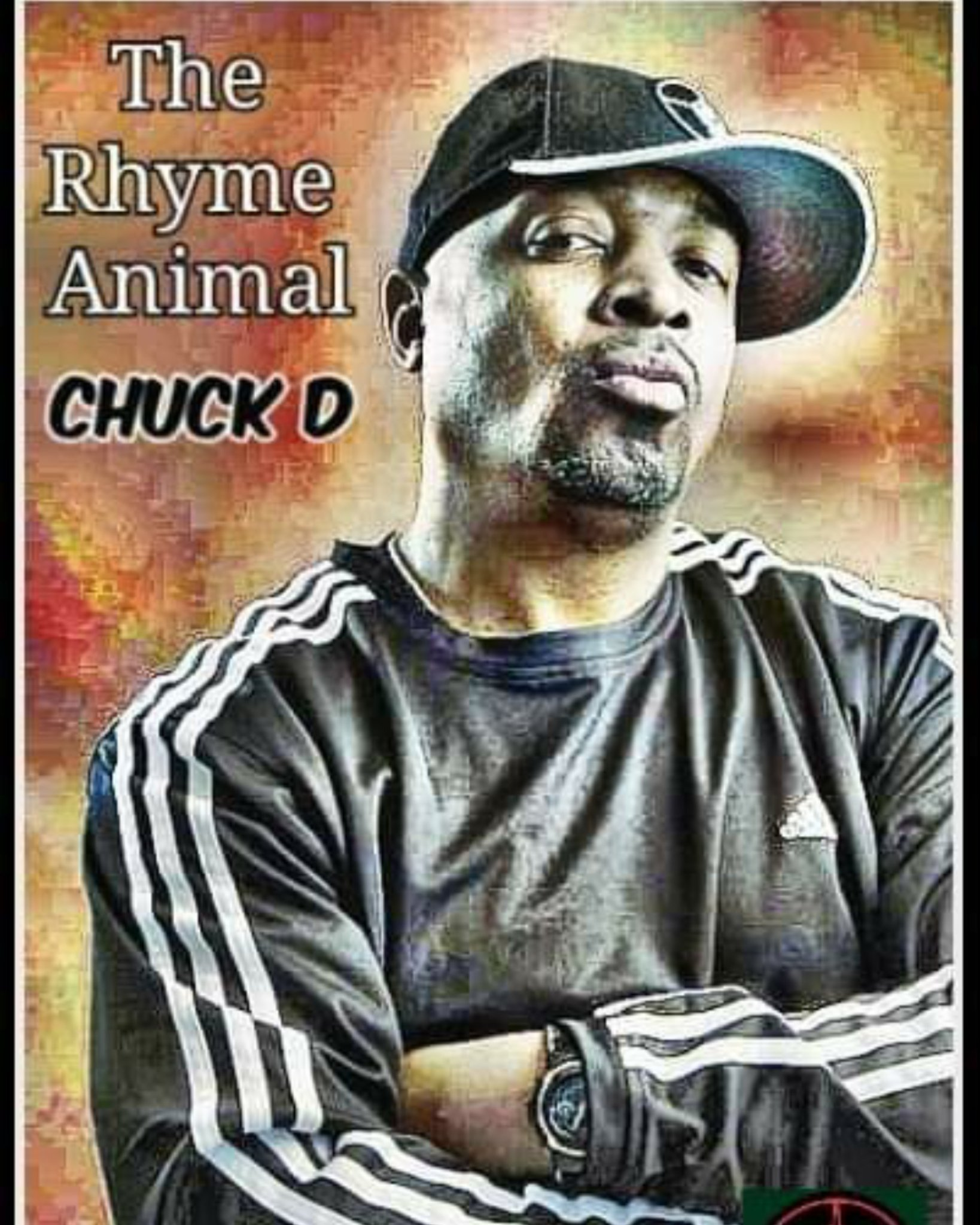 You\re never too young to be educated. Happy Birthday Chuck D.