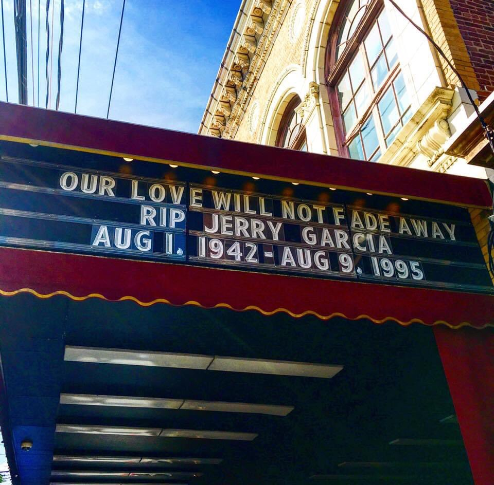 @capitoltheatre's photo on Jerry Garcia