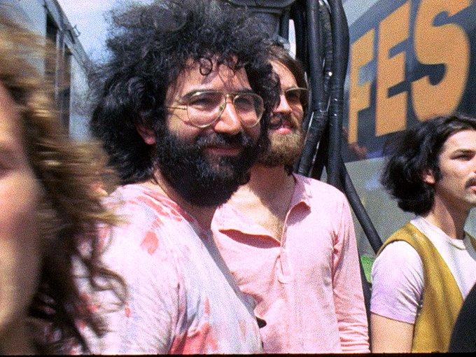 Happy Birthday to Jerry Garcia