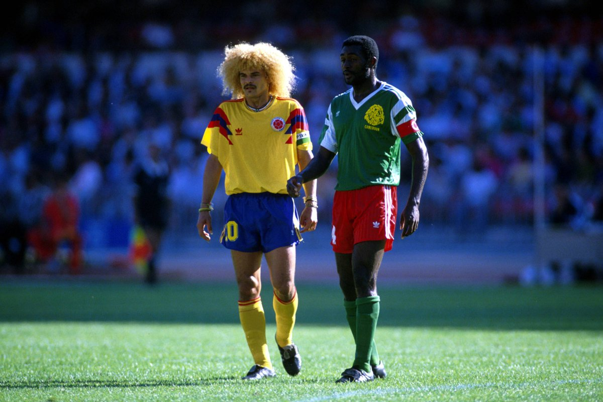We are saddened to learn the passing of Stephen Tataw who has sadly passed away at the age of 57 The defender captained Cameroon to both the 1990 and 1994 FIFA World Cups