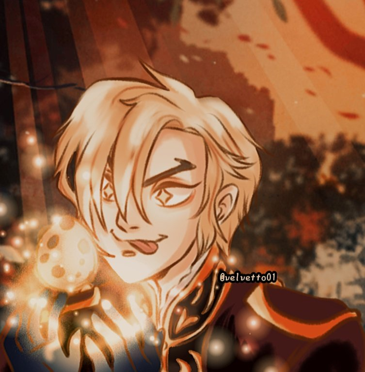 []  This recent Lucio chapter got me breathless.   Remember that moment when our dear mc told him to make magic using his own imagination.  His imagination... includes.. cookies... is he hungry..  #TheArcanaGame #countlucio pic.twitter.com/SLQpXY5f8I