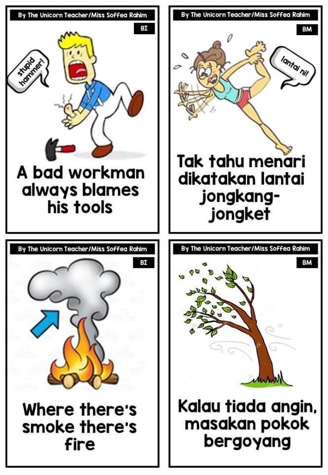 Thread By Isskndarariffin English Proverbs Vs Peribahasa Melayucredit Soffea Rahim