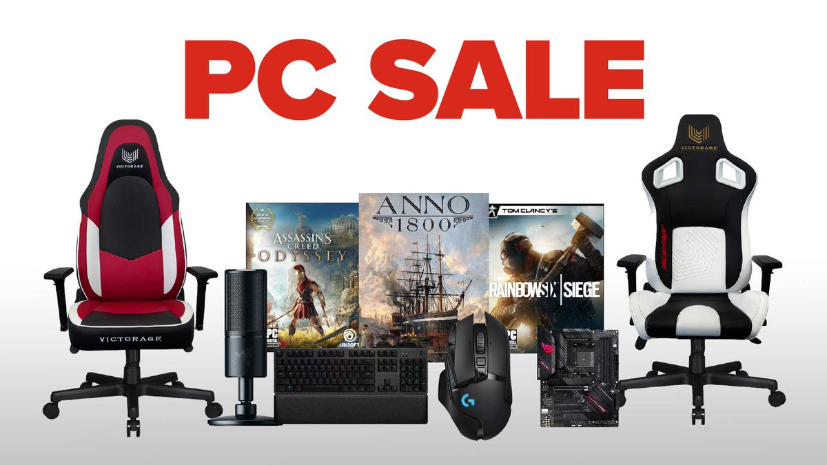 Our big PC Sale ends TODAY. You've been warned. bddy.me/2BNFr6Q