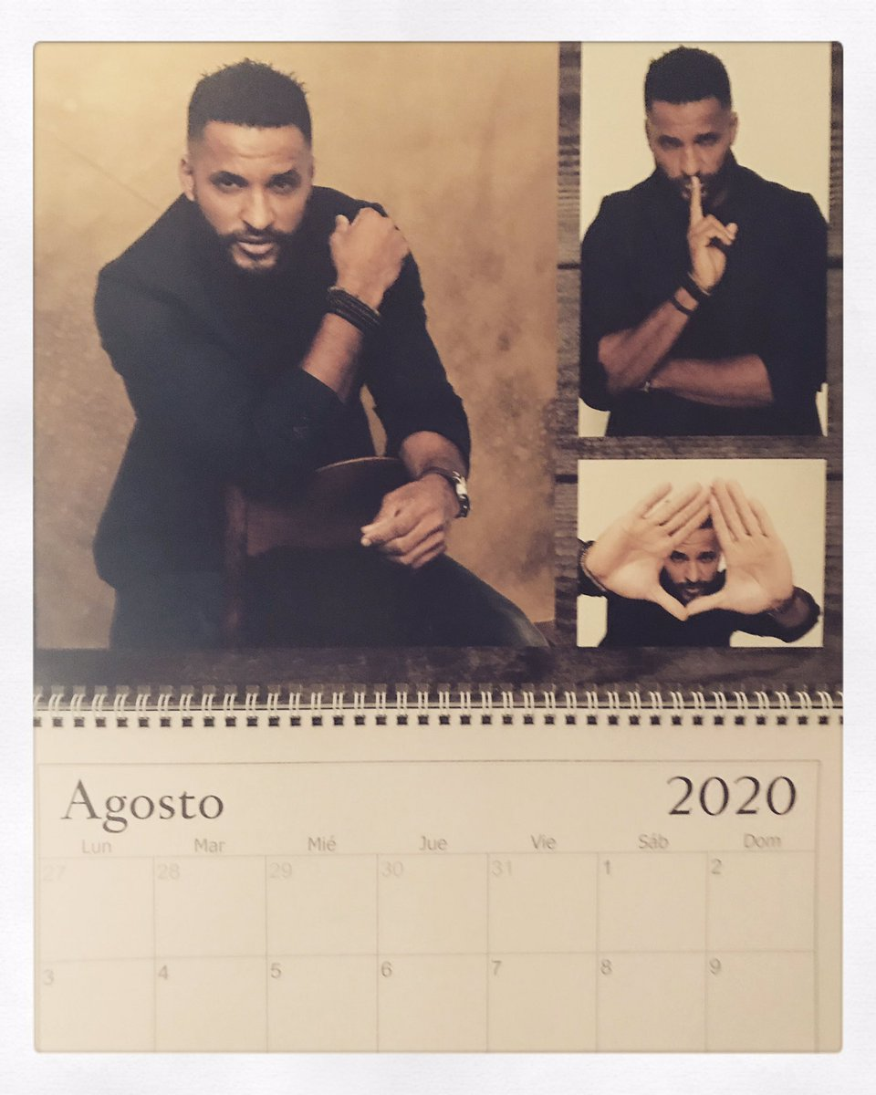 #MyPersonalCalendar2020 #August Another Year with @MrRickyWhittle 💜💜 https://t.co/CmSSEYjqLR