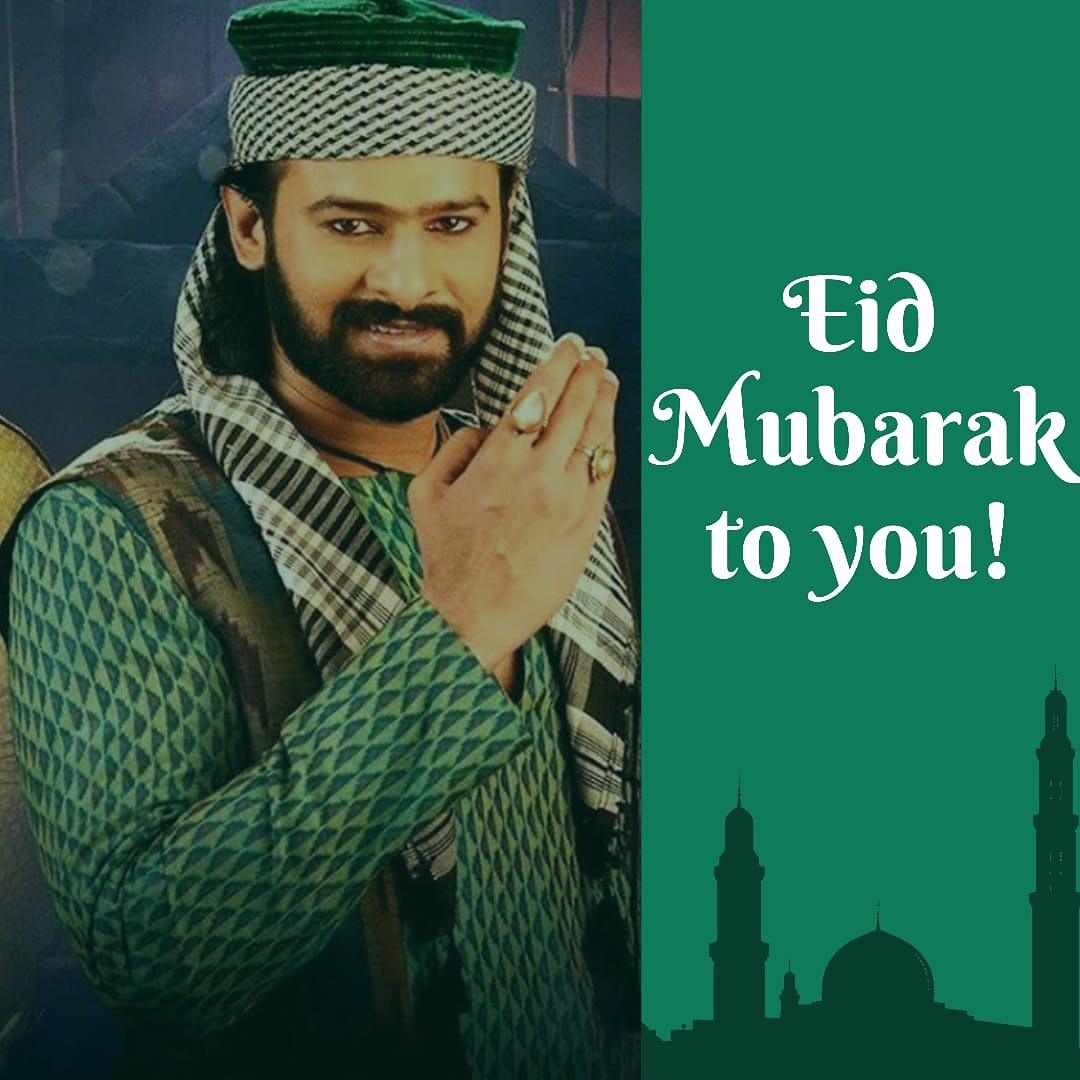 Wishing you all a very happy and prosperous #eid2020 🌛🌠 😇 #ActorPrabhas . .  #eidmubarak #eid2020 #eidwishes #prabhasactor https://t.co/coQCiCgEhj