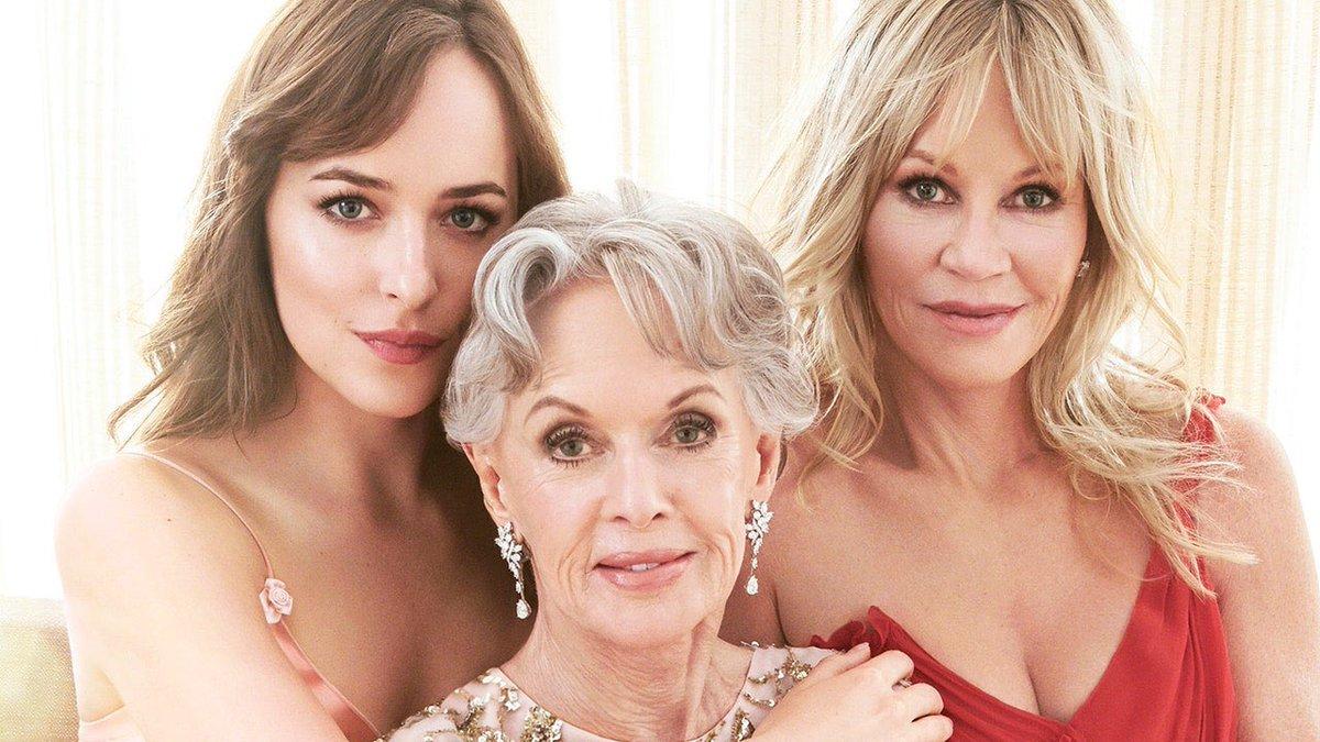 The last great american dynasty #DakotaJohnson #TippiHedren #MelanieGriffithpic.twitter.com/2tLqsqYMar