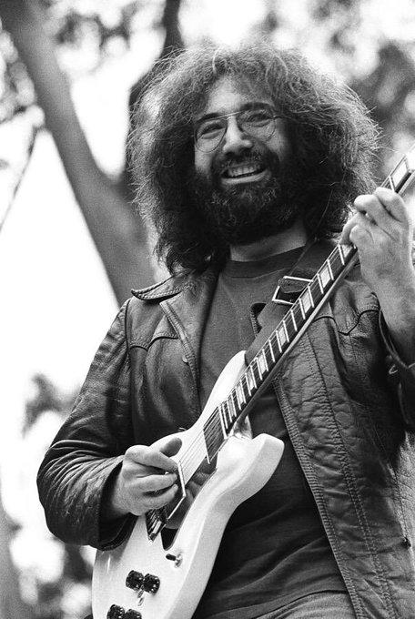 Jerry Garcia. Happy Birthday.