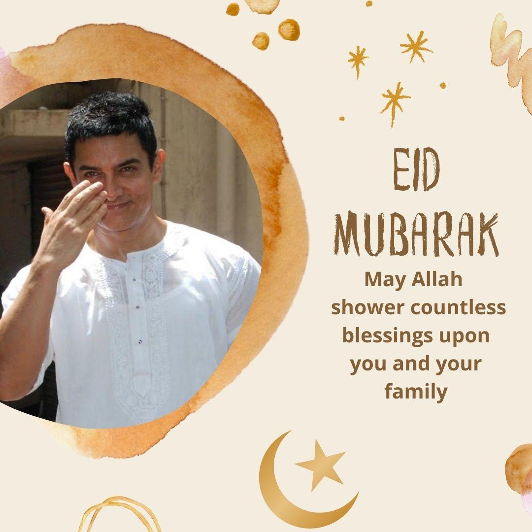 Eid Mubarak, everyone! @aamir_khan . . . #aamirkhan #perfectionist #eidmubarak #eidwishes #aamir https://t.co/Q4cH7Vk2Ig