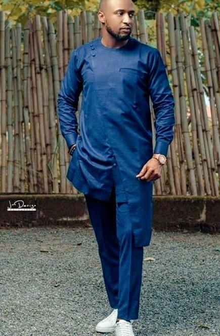 Art of word and beauty to the noble Man like Kachi  Nkwere's very own Kanye #Roksie Pillar #Roknation's Voice  #fashiongram #BBNaija #Brandspic.twitter.com/cYY5cMbvxe