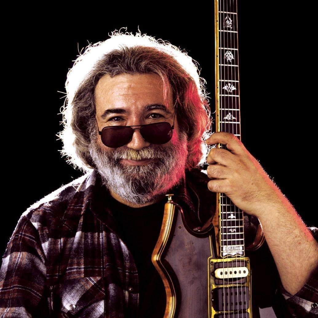 Happy birthday Jerry Garcia, born this day in 1942.