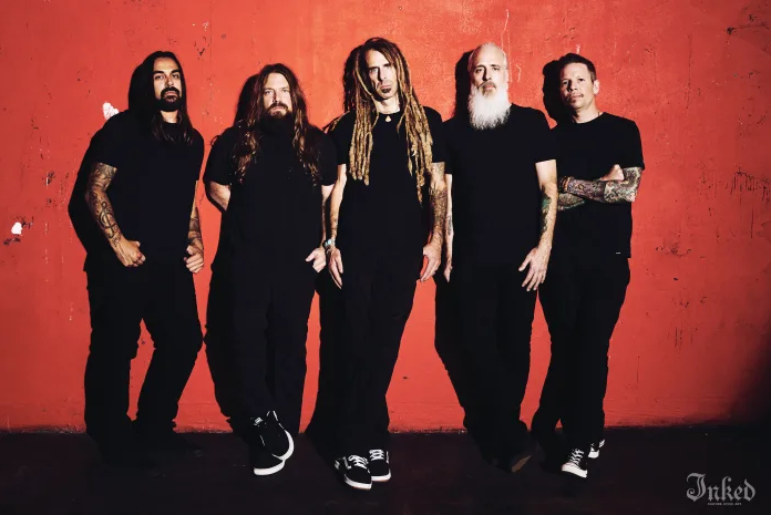 We spoke with Randy Blythe from @lambofgod about the new album, his enchanting seahorse tattoo and how the world could use far more empathy. https://t.co/MkcPERHJ8c https://t.co/NpPOqVgfBx