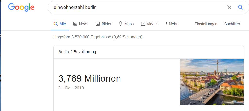 Millionen Menschen
