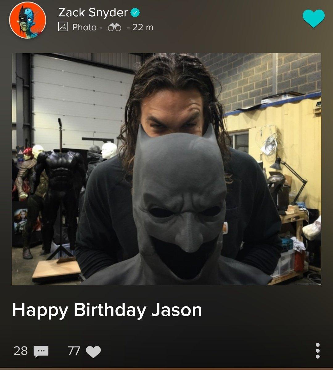 Happy birthday Jason Momoa