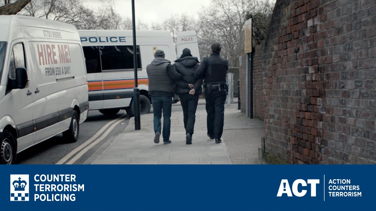 Someting you see could help police identify a threat 👀 Trust your instincts and report any concerns by texting us discreetly on 61016 📲 or visit gov.uk/ACT 💻 #ActionCountersTerrorism | @TerrorismPolice