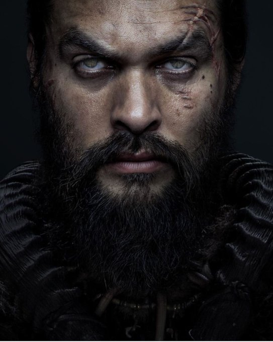 Happy Birthday to the king Jason Momoa. Ready for season two of SEE