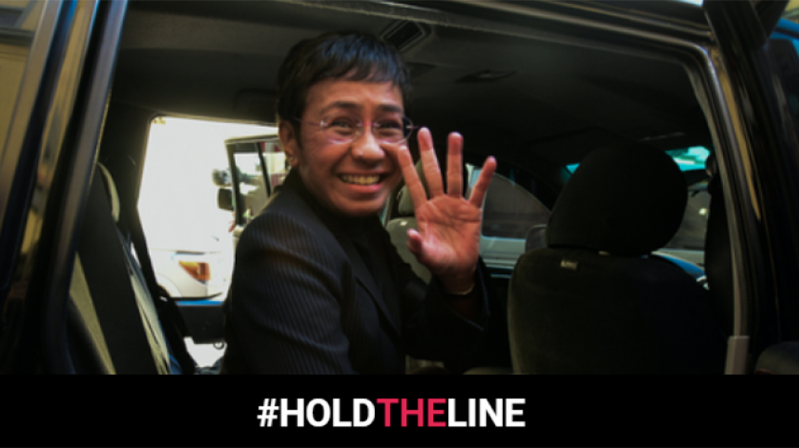 Project Syndicate has partnered with @RSF_inter, @pressfreedom, and @ICFJ to form the #HoldTheLine Coalition in support of @MariaRessa and other independent journalists under attack in the Philippines. Sign the petition now to take action. bit.ly/301UBgM