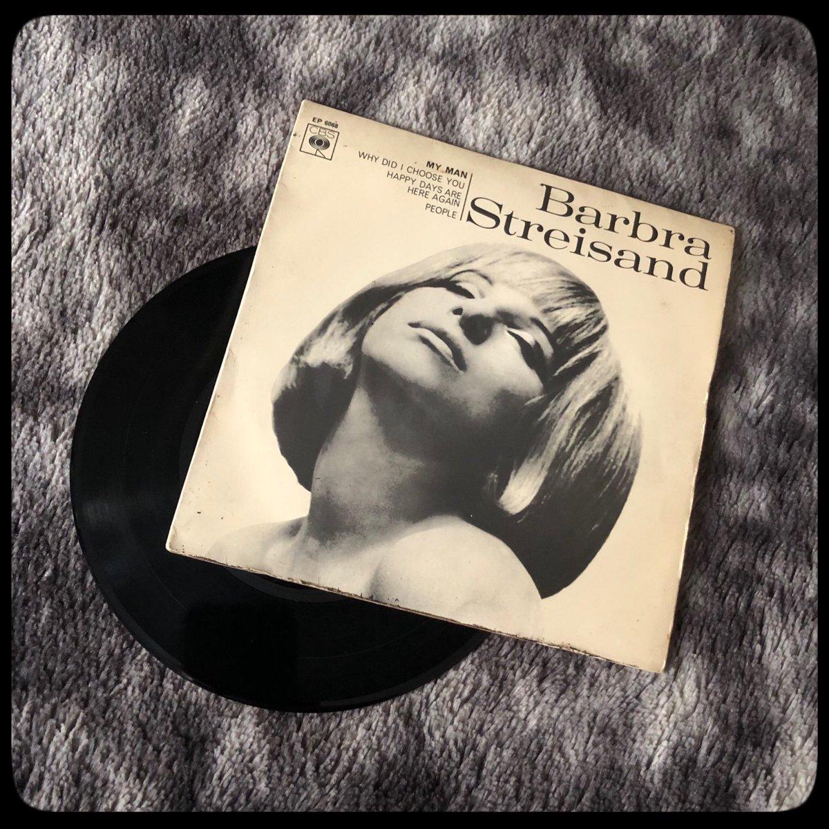 Barbra Streisand - My Man (Single) - 1965  #barbrastreisand #streisand #myman #mymansingle #7inch #7inchsingle #7inchrecord #7inchvinyl #vinyl #vinylcollection #myvinylcollection #ilovevinyl #music #ilovemusic #barbrastreisandvinyl #vinyloftheday #1965pic.twitter.com/LcxyPSO9EK
