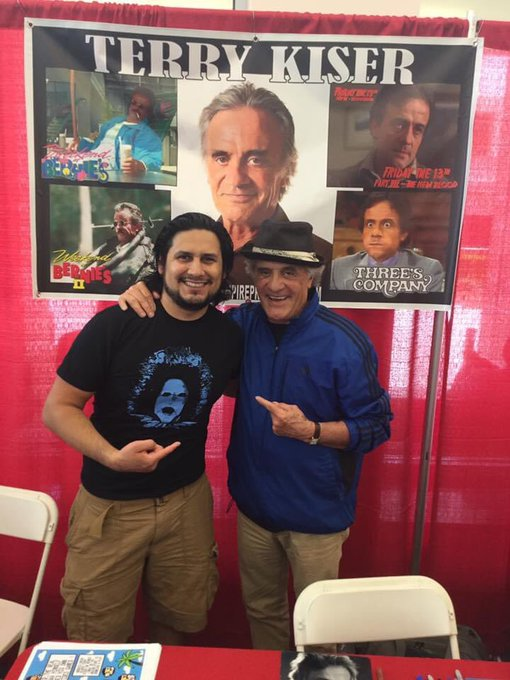 Happy Birthday Terry Kiser