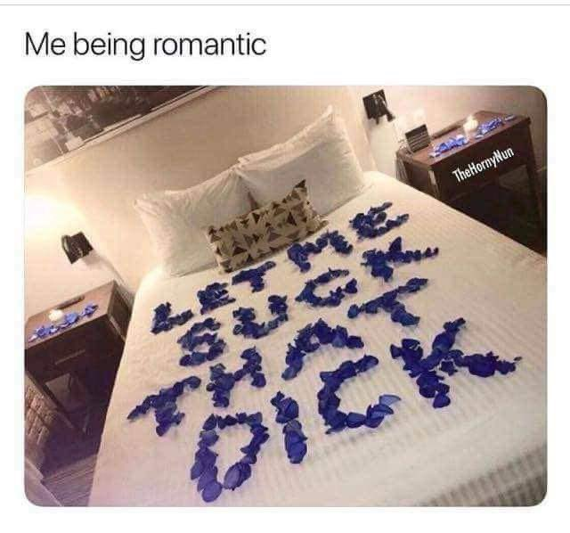 Attention future husband, if this isn't on our hotel bed on our honeymoon, there will be hell to pay. #gaymemes #gaysfortrumppic.twitter.com/u7ZNFxIR1a