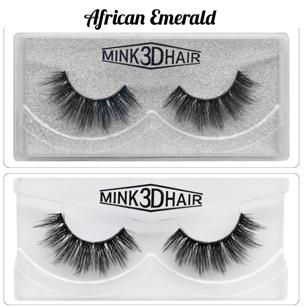 African Emerald #3DMink Range#MADLuxLashes #AfricanEmerald #LashObsession #ClassyMakeUp #DailyMakeUp #LashBoss #LashesForSale #GemStones #Emerald #LuxuryMakeUp #StripLashes #LashBeauty #NaturalLashes #MakeUpAddict #ForSale #AffordableFashion #BlackOwnedBussinesspic.twitter.com/eKRmiVyk1i