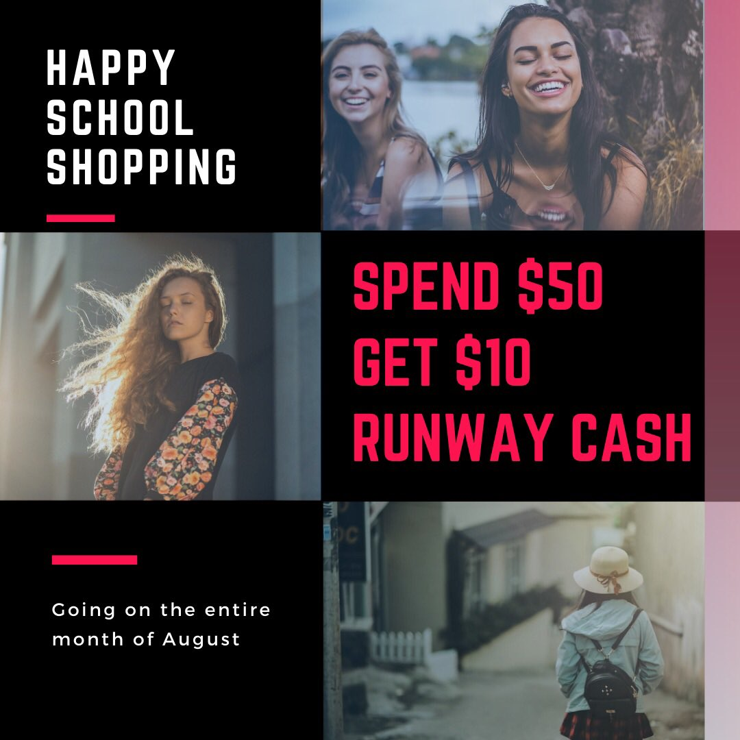 Happy school shopping!  #schoolshopping #shopping #clothes #runwayfashion #ogden #retail #resalepic.twitter.com/3pqrr1ivhm