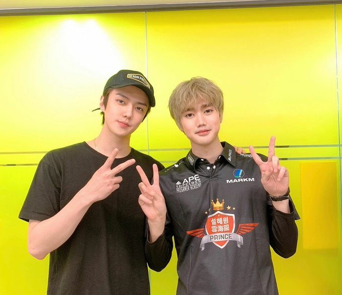 #SEHUN update from Seolhae One Prince player.   THE FILTER  pic.twitter.com/dZs9EKjOOd