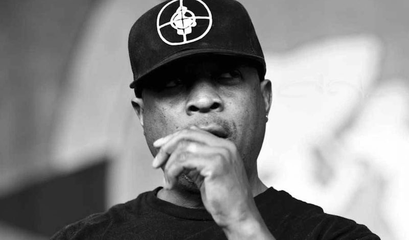 Happy Birthday to Chuck D. of Public Enemy. Born today on August 1, 1960.