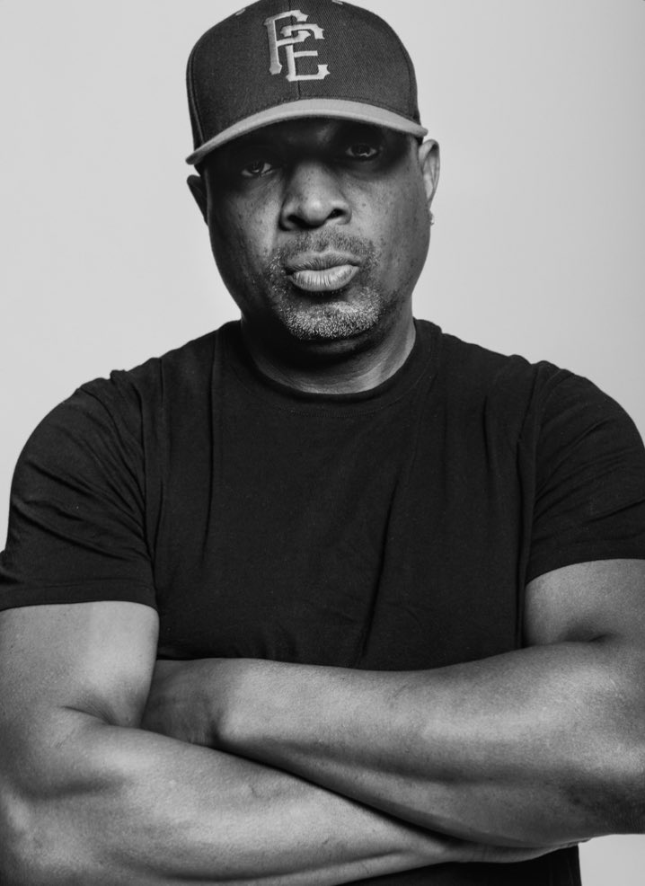 Happy Birthday to the legendary Chuck D.