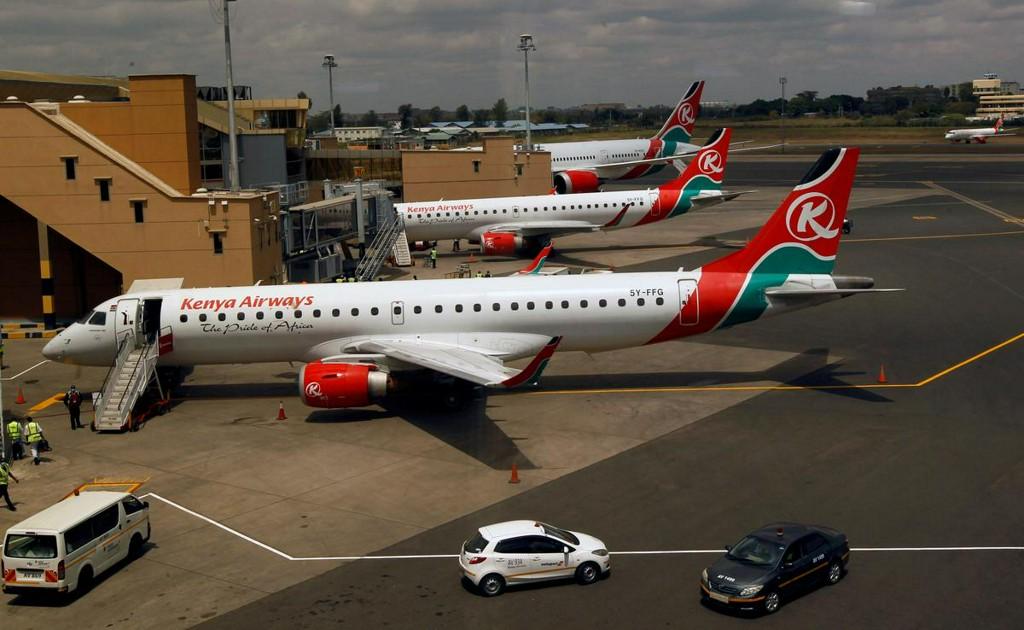 Kenya Airways resumes international flights after virus curbs lifted https://t.co/Anpj9EubYO https://t.co/MxC1tKRg8S