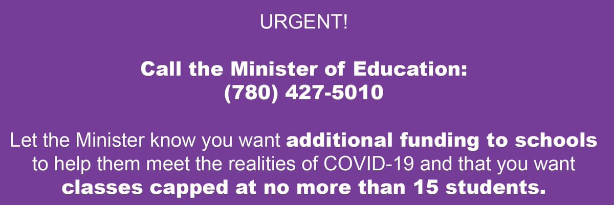 From the same group. Keep calling. Keep sharing.  #yyc  #yeg  #abpoli  #SafeSeptember  #yyccc  #yegcc
