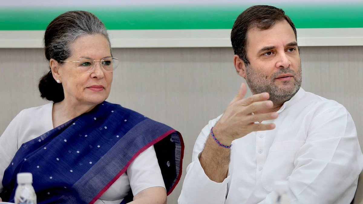 Congress generational divide out in open: Young turks blame UPA-II for party's debacle, seniors defend Manmohan, ...pic.twitter.com/H2KvGkQI9t