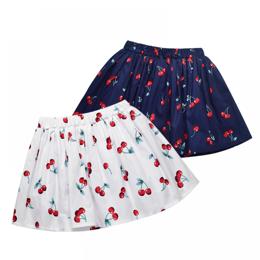 #life #lovely Girl's Cherry Printed Skirt pic.twitter.com/9D2joi3st8