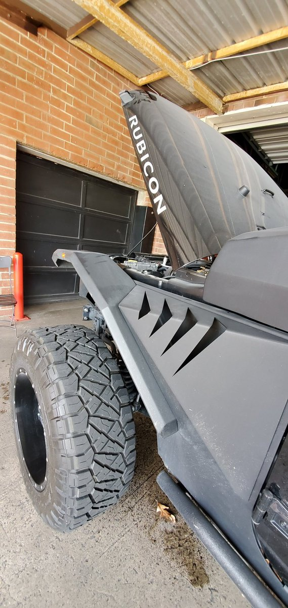 """To fit the moment; Apocalypse #Rubicon for the purist of #rubicontrail • just acquired this 2016 JEEP WRANGLER UNLIMITED 4D SUV RUBICON w/20k miles 