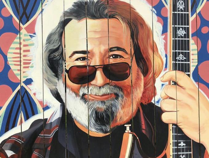 Happy Birthday, Jerry Garcia!