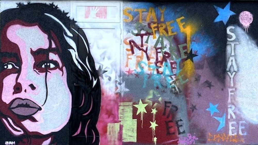 Street Art, ecco il nuovo murale per il Progetto G...