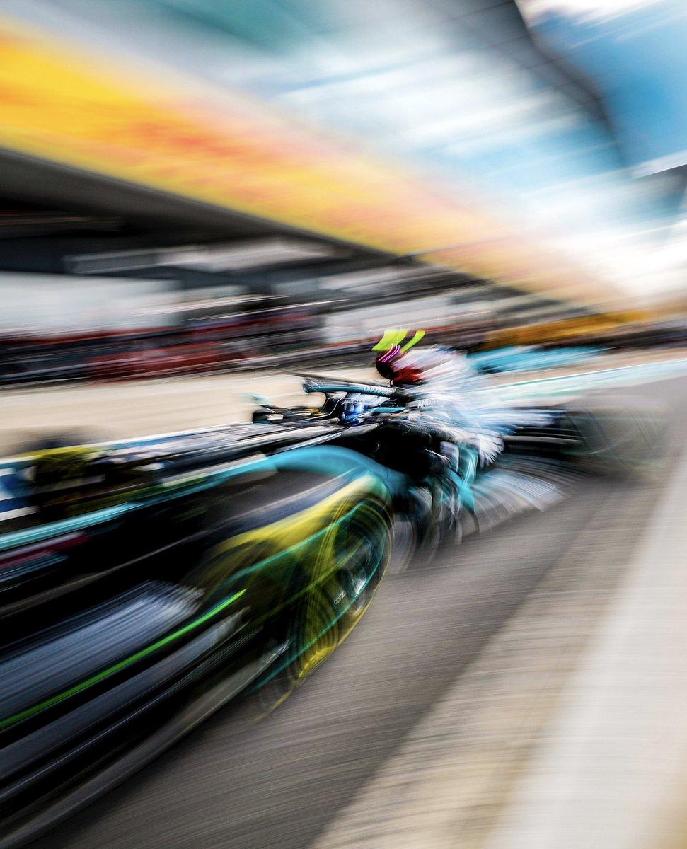 2nd on the grid for tomorrow 🇬🇧🏁  Read about the qualifying: https://t.co/n2fZB6n3eb  #VB77 #F1 #BritishGP #NeverGiveUp @MercedesAMGF1  📸 @glenn_dunbar https://t.co/UCTxM8zUNi