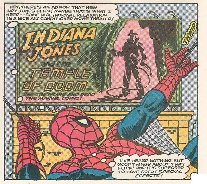 On this #SpiderManDay, maybe you'd like to catch a flick in a nice cozy air conditioned home theater!