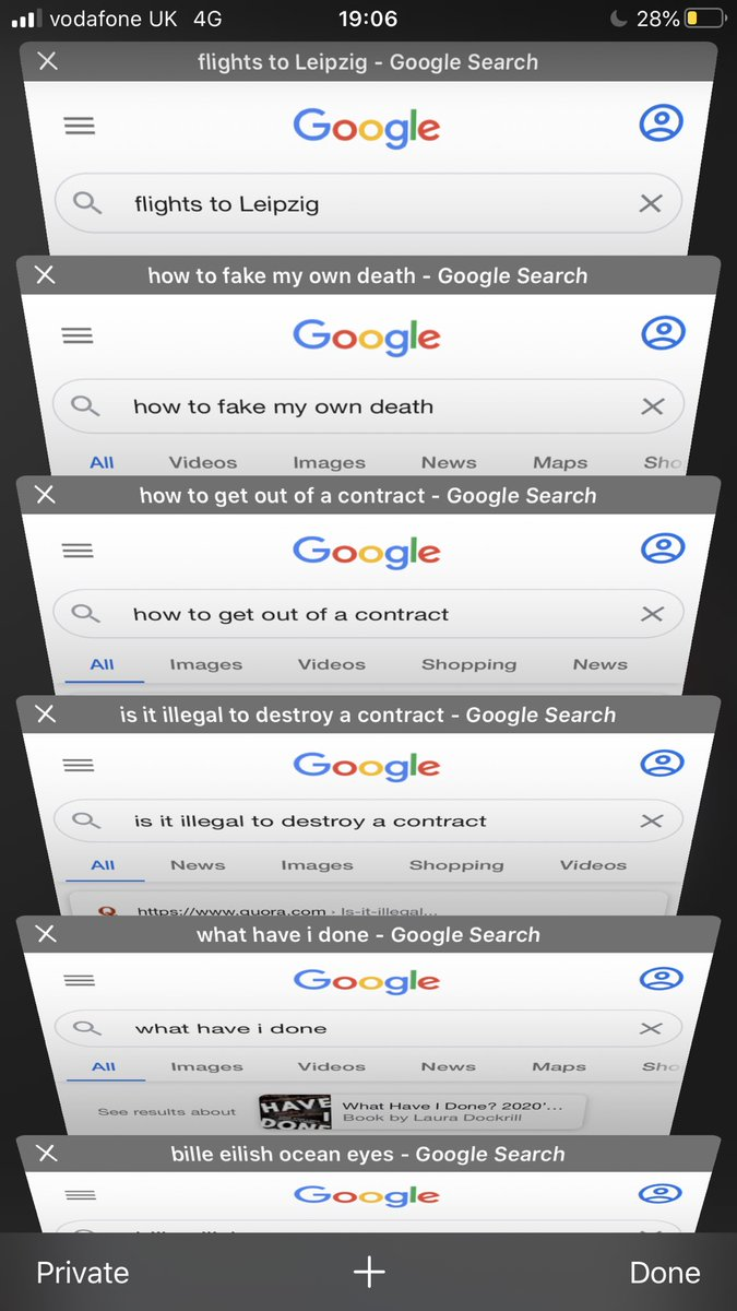 Leaked images of Timo Werner on his phone #ARSvsCHE #FACup https://t.co/IrAGZ75KpL