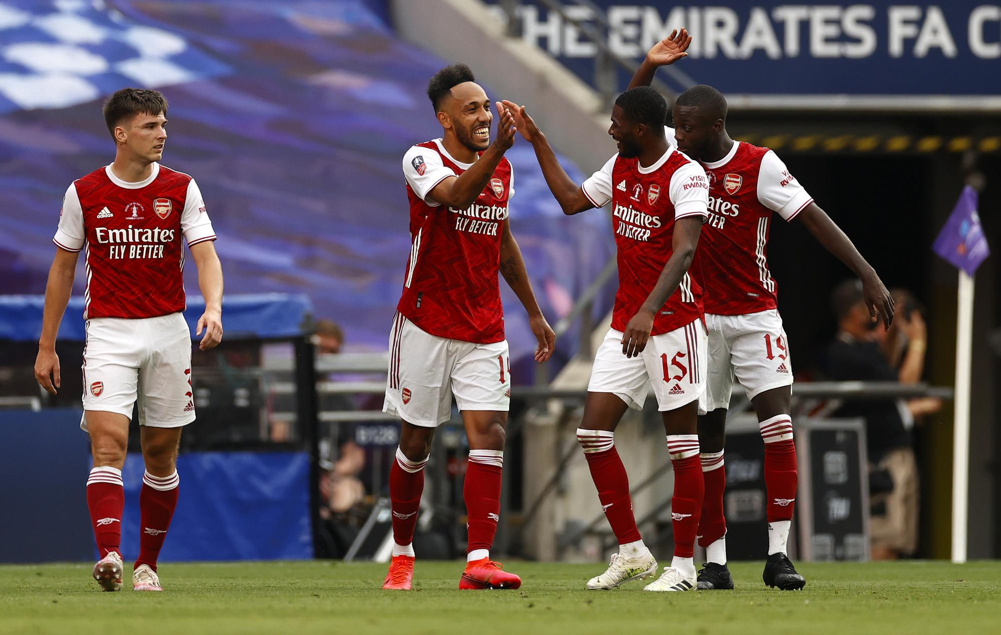 Arsenal gana el título de la FA Cup tras vencer a Chelsea y califica a la próxima edición de la Europa League